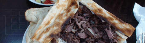 Kebab in Türkgözü