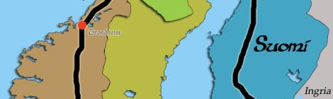 Fenoskandiako ibilbidea, 2017ko abuztua