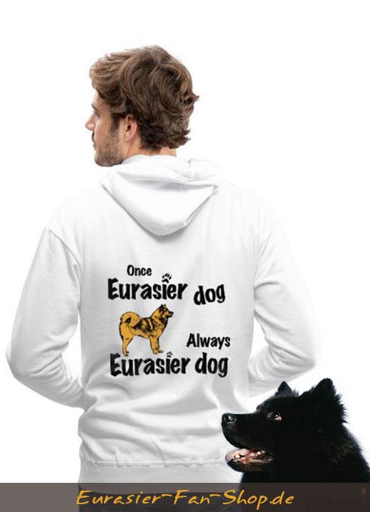 Eurasier-Hoodie-Maenner-Pulli
