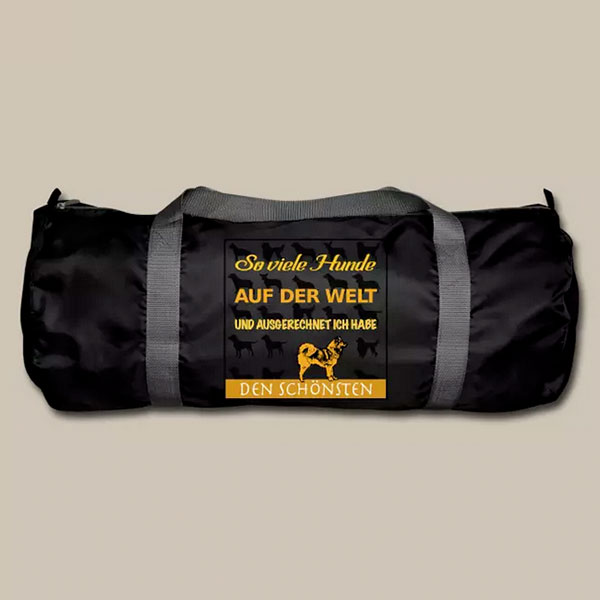 Eurasier Geschenk Idee Sport Tasche