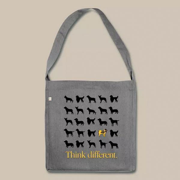 Eurasier Geschenk Idee Tasche