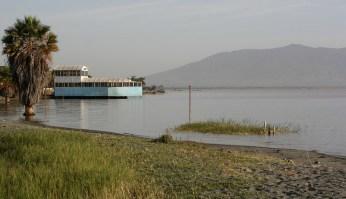 Äthiopien, Lake Langano