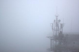 Nebel meets Kunst, Friedrichshafen