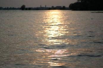 Licht und Bodenseewasser.