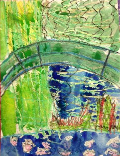 Age 5 Monet