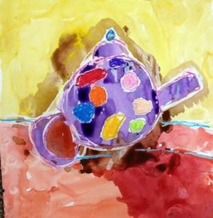Age 6 Tea Pot