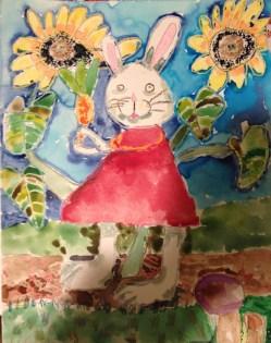 Age 6 Bunny