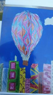 Age 10 Air Balloon