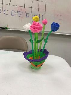 Flower Pots 4 yo