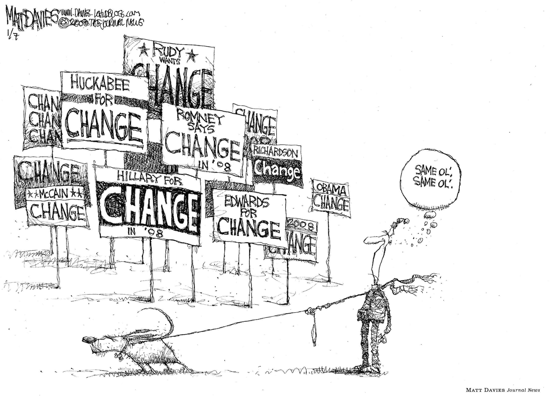 Cambio Y Estabilidad I