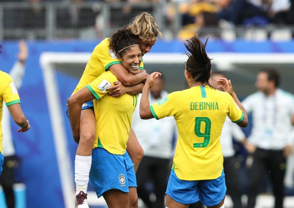 Copa do Mundo Feminina na Eureka