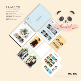 FTISLAND 2017 Season's Greetings