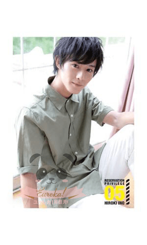 Ino Hiroki First Trading Card Box - Preview 2