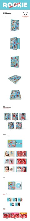 Red Velvet - ROOKIE Detail