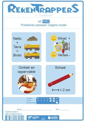 45 PRO Problemen oplossen volgens model
