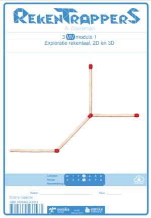 3 MV module 1 Ecploratie rekentaal, 2D en 3D