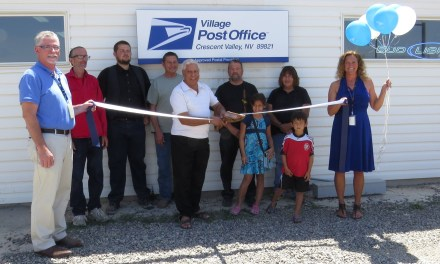 Crescent Valley opens village post office