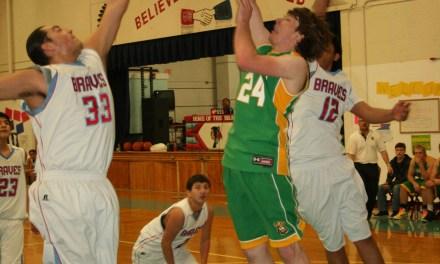 Basketball teams pick up road wins