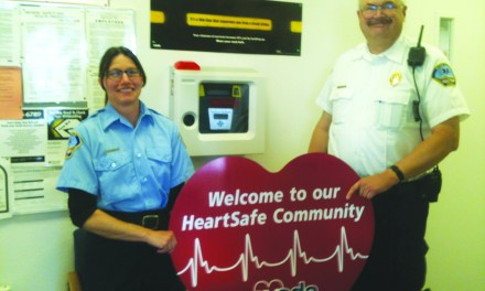 'Heart Safe' Community