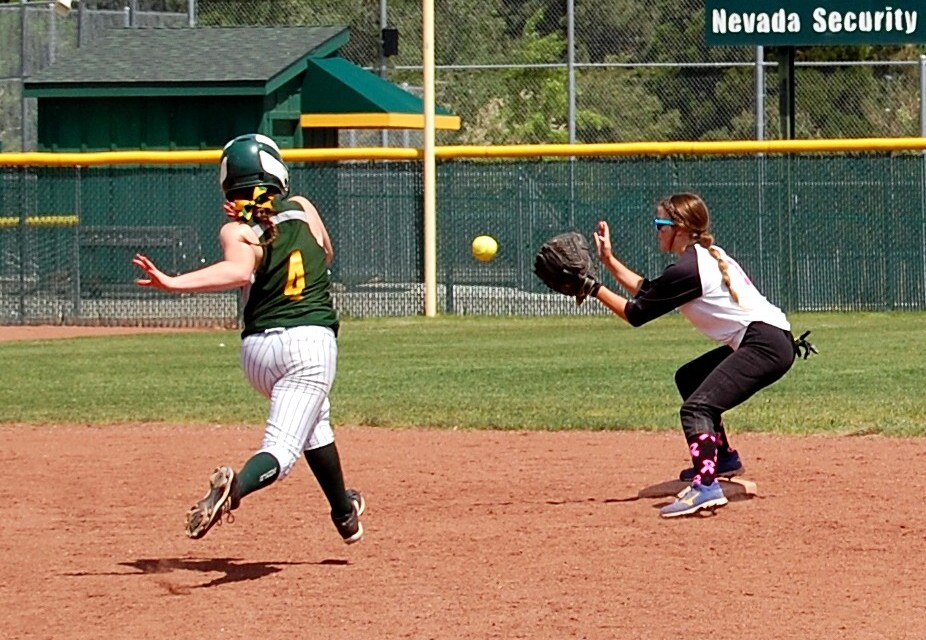 Lady Vandals fall short at state