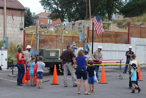 Sheriff's office hosts National Night Out