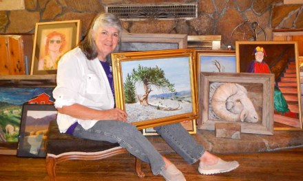 White Pine Artist to Hold First Art Show