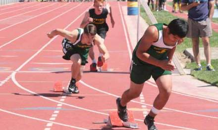 Eureka track team finishes regular season on high note
