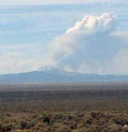 Blue Jay Fire near Ely now 100 percent contained