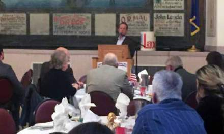 Lincoln Day dinner sees big turnout as caucus looms
