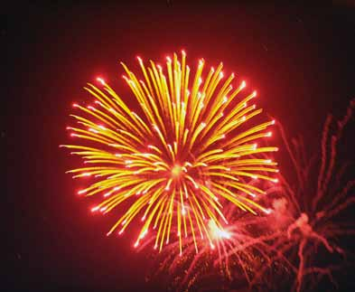 Parade, contests and fireworks highlight fun-filled day