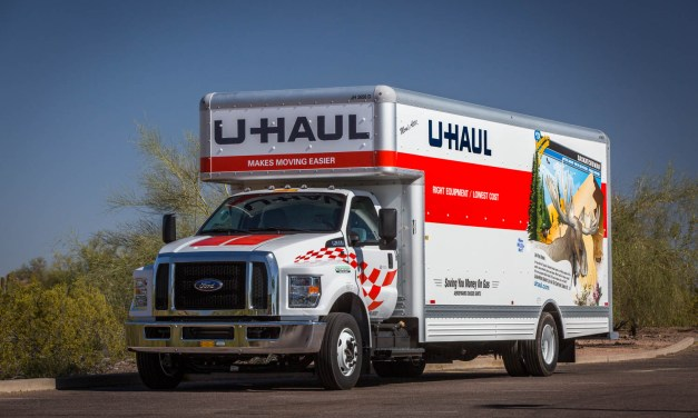 Raine's Market to Rent U-Haul's