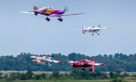 Air Races Set to Blaze a Trail Across the Ely Sky