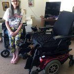 Eureka Resident Receives the Gift of Mobility