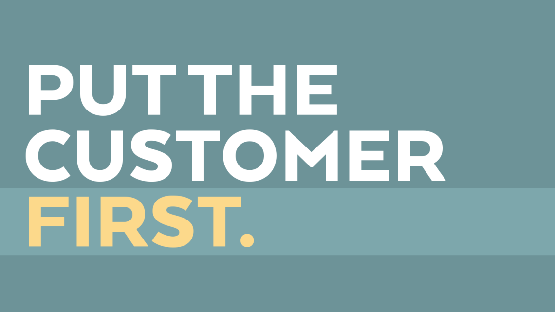 Put the customer first - software products services Eureka Software Austin TX