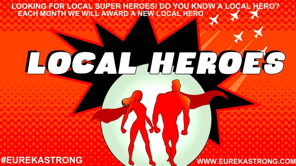 EUREKA LOCAL SUPER HERO AD