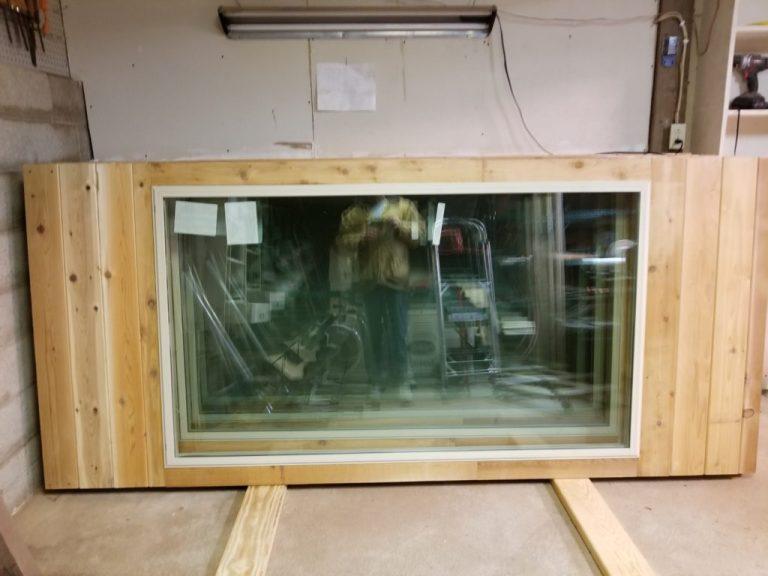 Fixed Window Panel