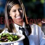 Ζητείται σερβιτόρα για CAFE-BAR στο Laupheim, Γερμανία.