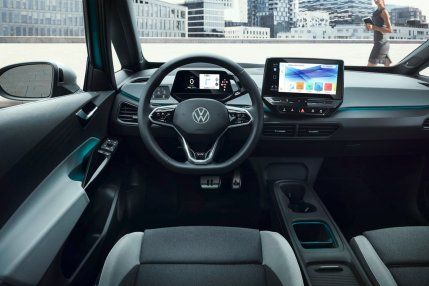 The new Volkswagen ID.3