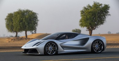Lotus Evija UAE - 12