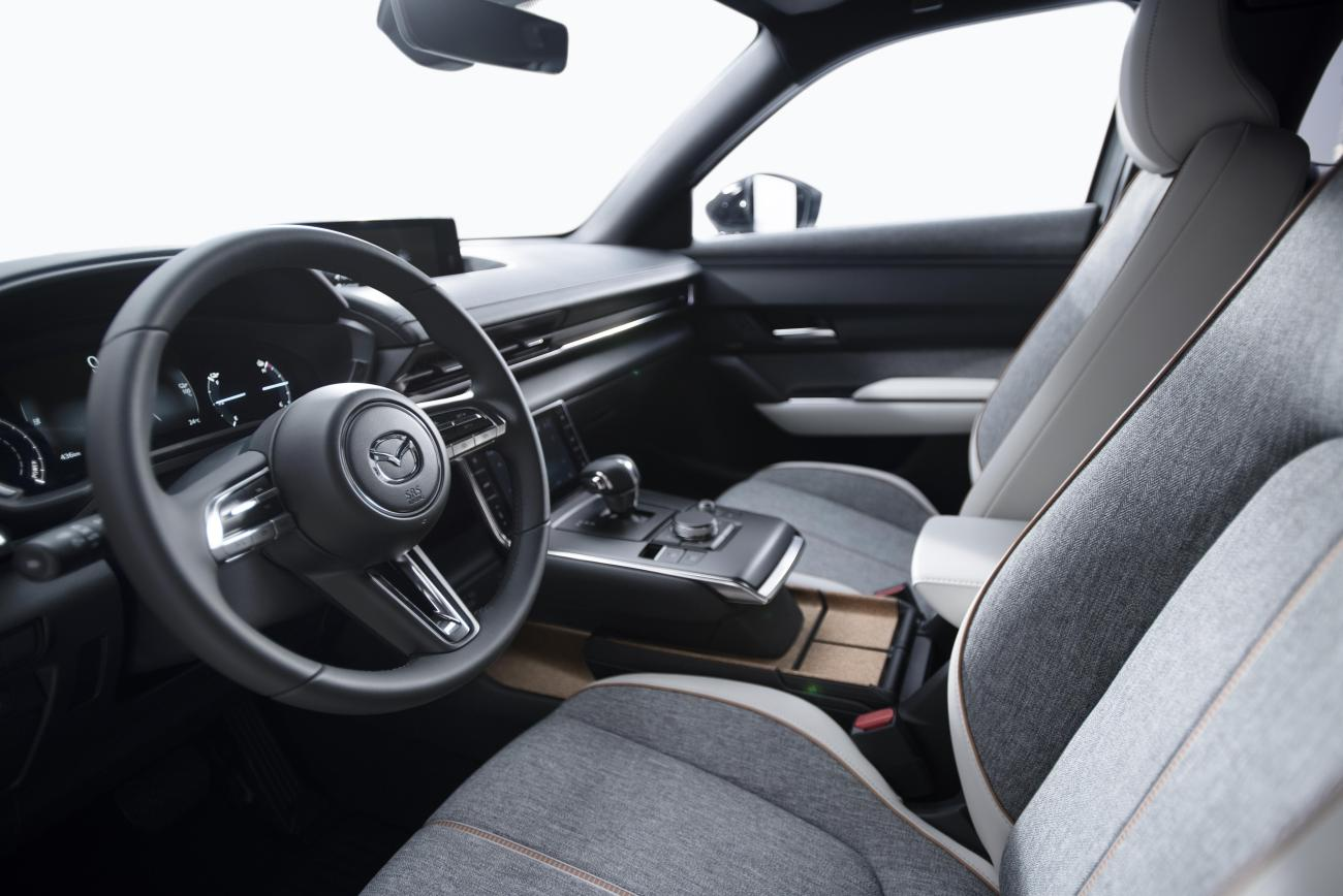 MAZDA MX-30_Interior_EU specification_17