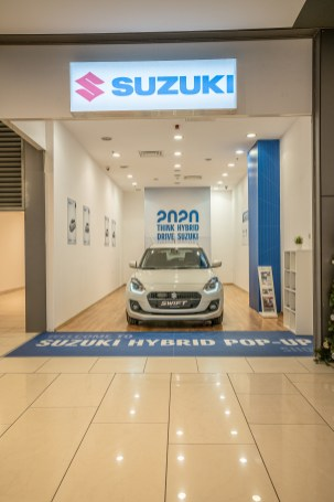 SUZUKI_HYBRID_POP-UP_SHOP_pic 2