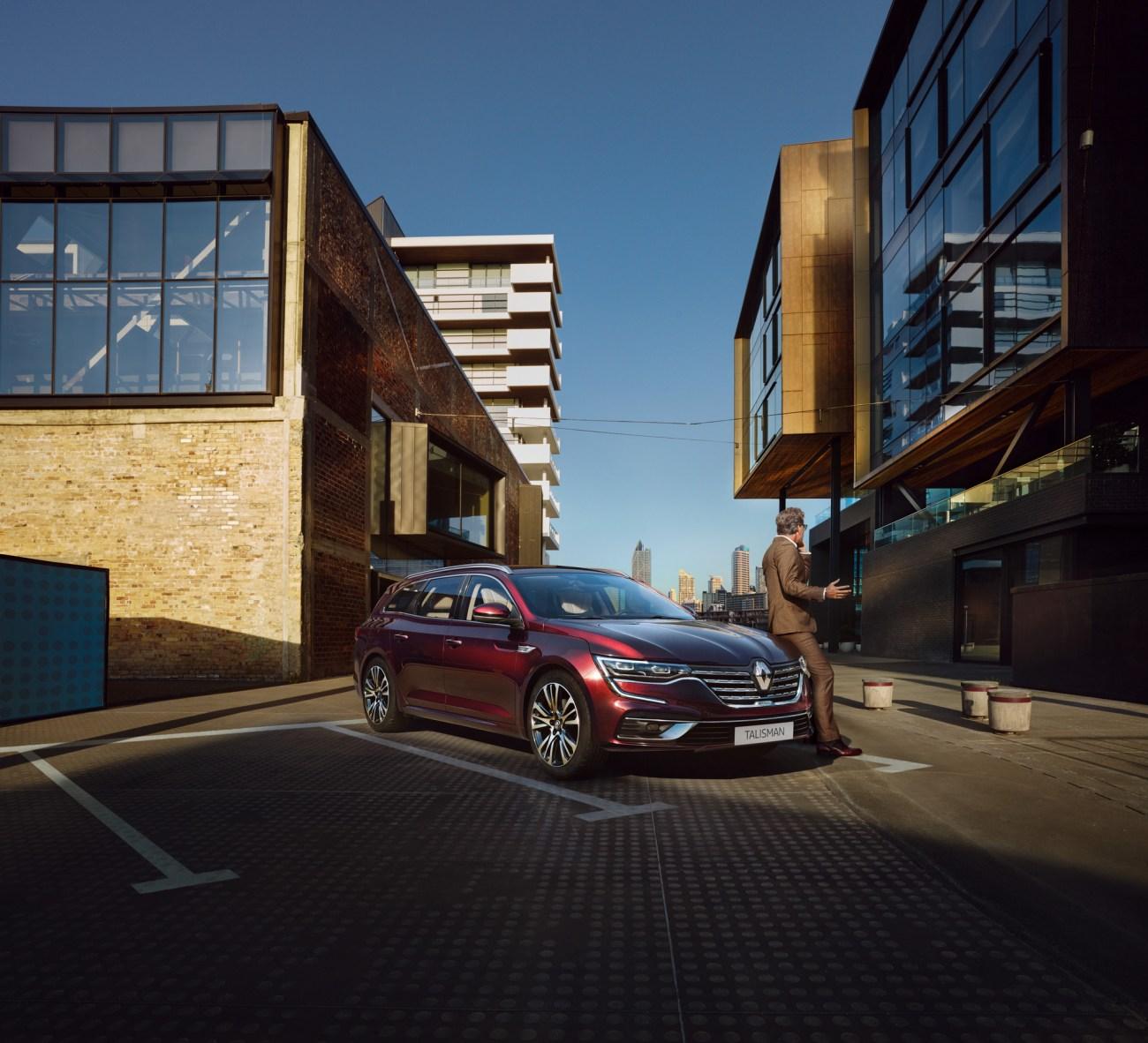 2020 - New Renault TALISMAN ESTATE5