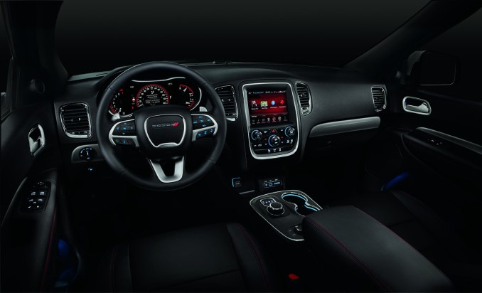 Dodge Durango_Interior