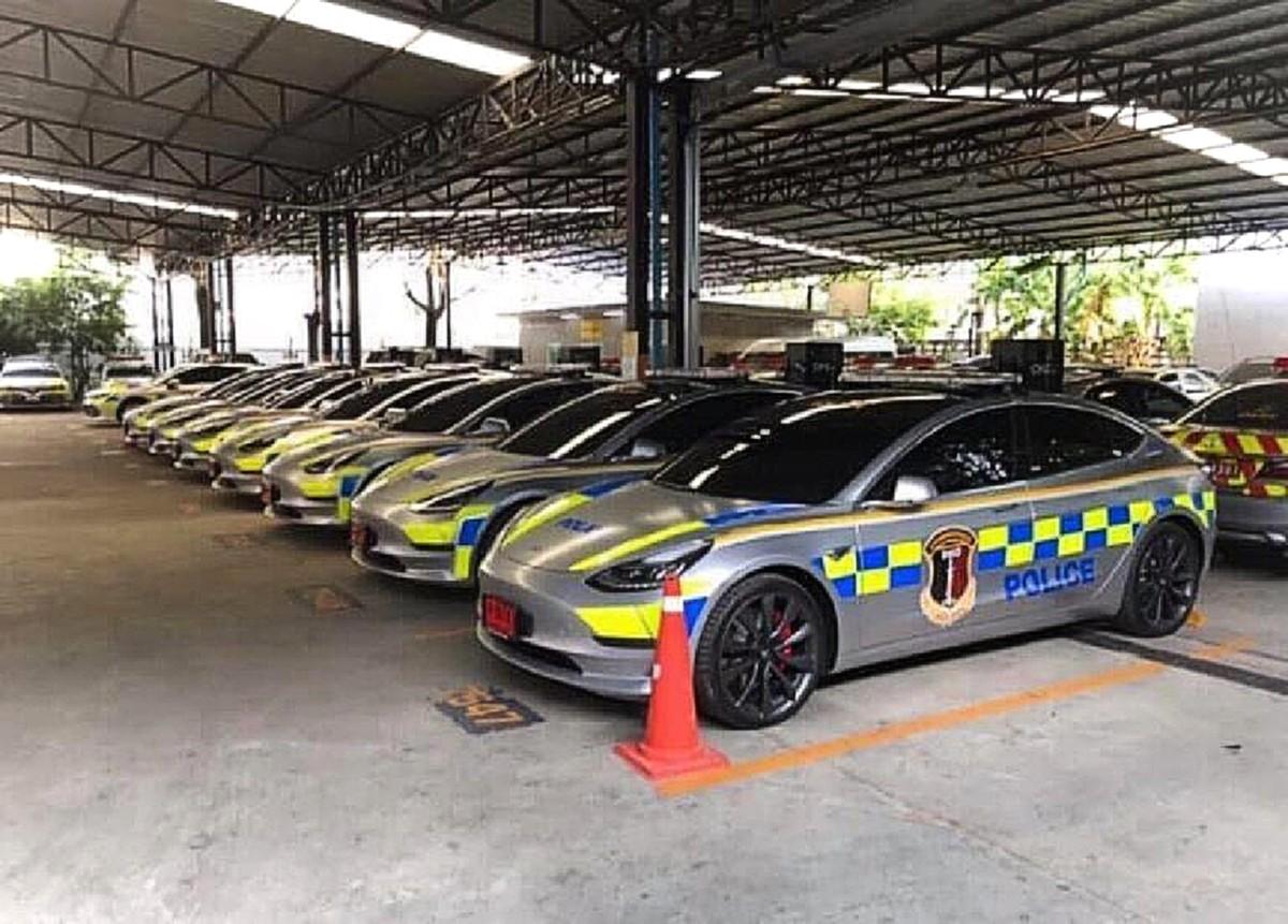 Thai-Police-Tesla-Model-3-fleet-768x551-1