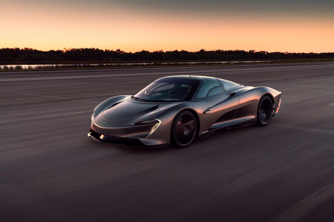 2 McLaren