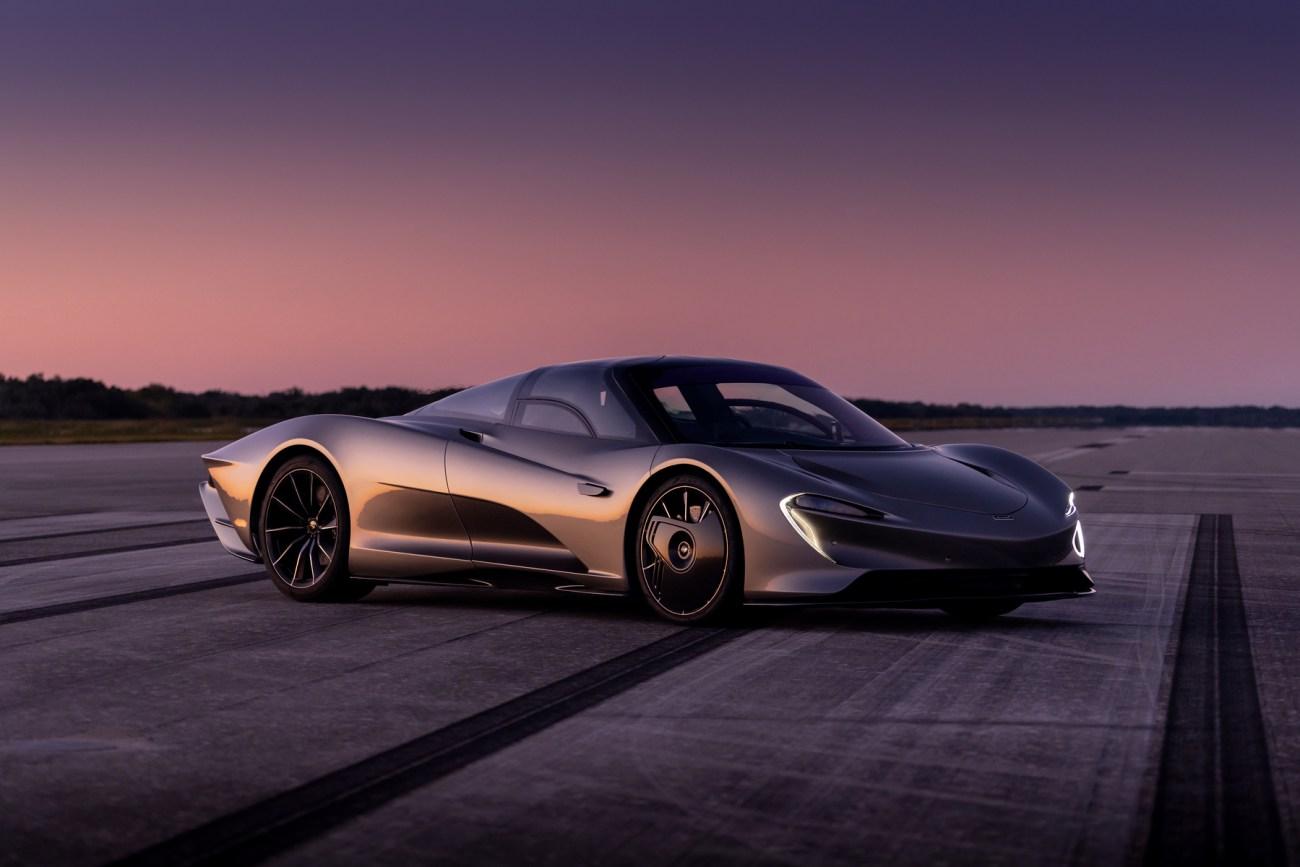 4 McLaren