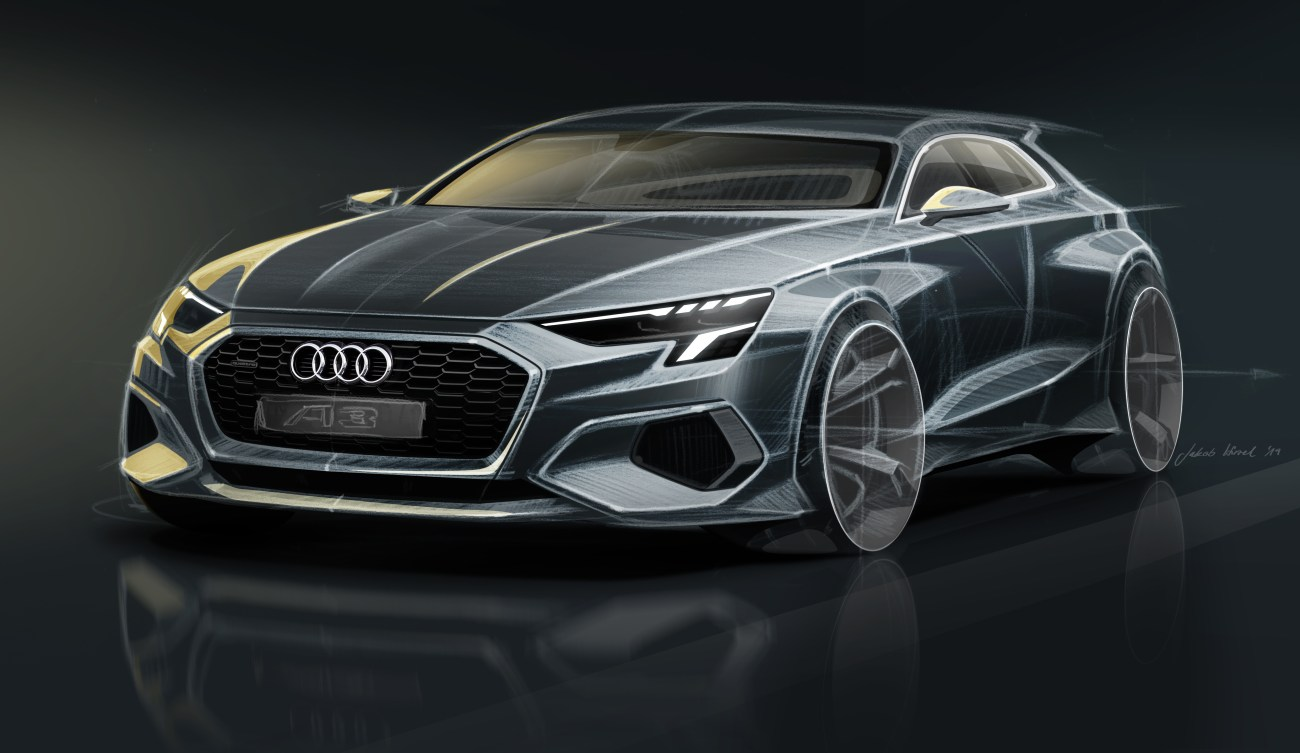 """Tour the design laboratory of Audi online with  """"Insight Audi"""