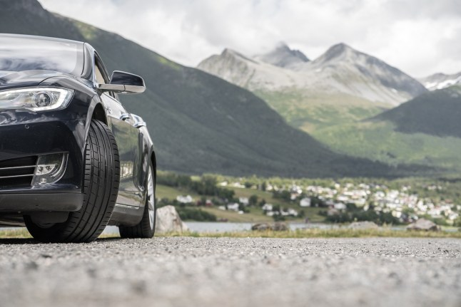 Nokian Tyres_electric car 1