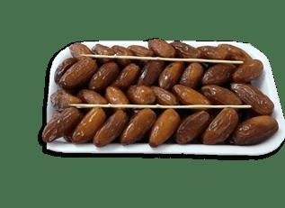 Conventional Dates Deglet Nour ' Ravier'( Foam Trays ) boxes of  6kg .