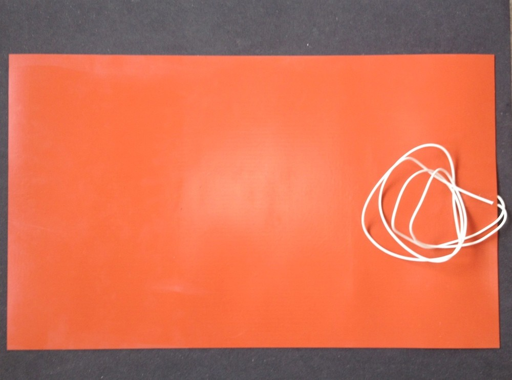 tapis silicone chauffant 750x450 mm euro makers